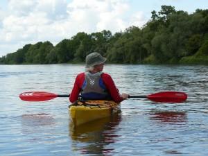La Loire en Kayak