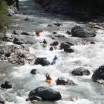dans les Hautes Alpes le 5 juillet 2014
