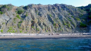 plage Punta le Tombe