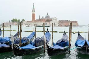 les gondoles de Venise