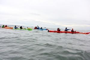 Lagune de Venise - groupe