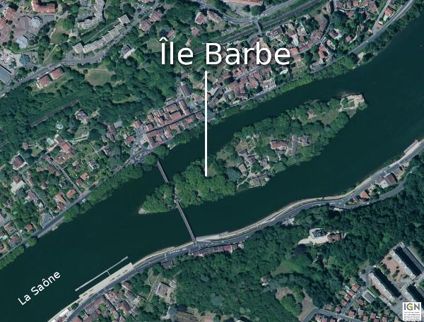 Île Barbe
