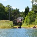 une maison typique à Hummelvik