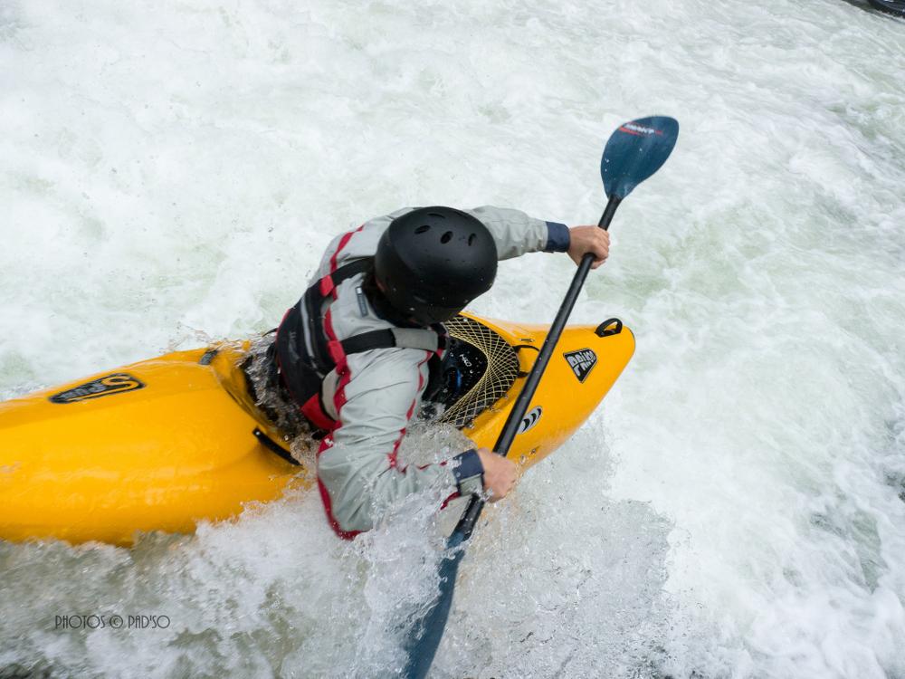 Gicler kayak
