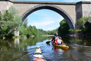 Pont de Vieille-Brioude sur l'Allier