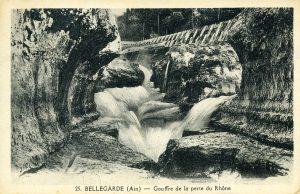 Bellegarde (Ain) - Gouffre de la Perte du Rhône