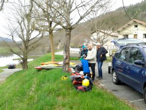 Gorges de la Loire - Bransac (avril 2019)