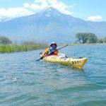 Muriel sur le Lac de Mezzalo